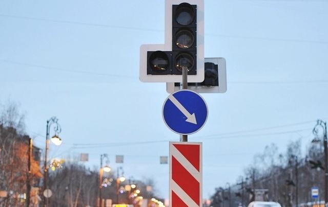 Два перекрестка в районе Дома Обороны на весь день останутся без светофоров