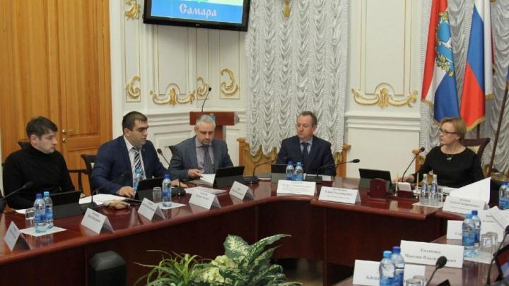 Самарские бизнесмены предложили сузить Алма-Атинскую