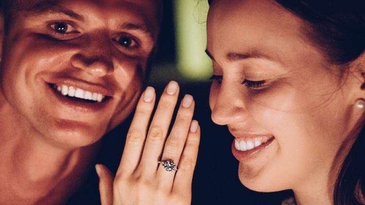 Она сказала «да»: ростовская модель выходит замуж за экс-супруга Ольги Бузовой