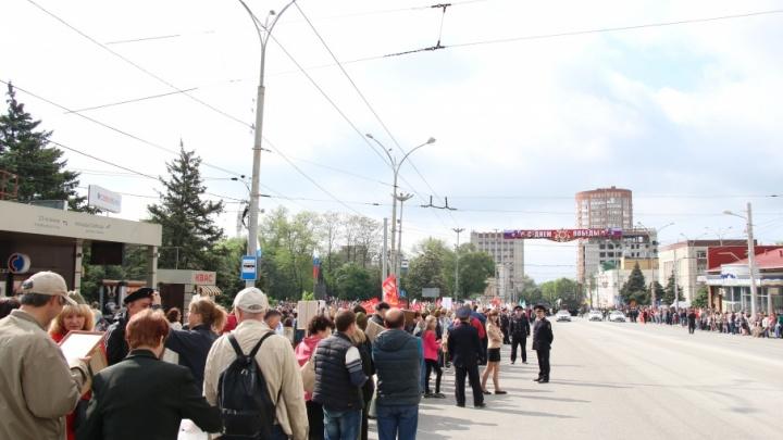 Майские праздники налегке: ростовчан попросили приходить на мероприятия без рюкзаков и сумок