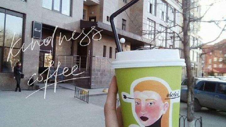 Художница из Испании обвинила тюменскую кофейню Garden в плагиате