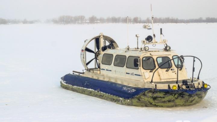 В Самаре с 22 января изменят расписание речной переправы до Рождествено