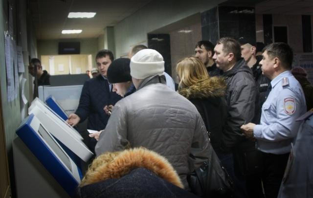 Челябинских автомобилистов обеспокоило появление «талонного» бизнеса у МРЭО ГИБДД