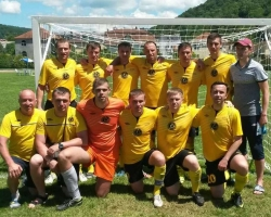 Футболисты ЯНОСа завоевали серебро на Летних играх «Газпром нефти»