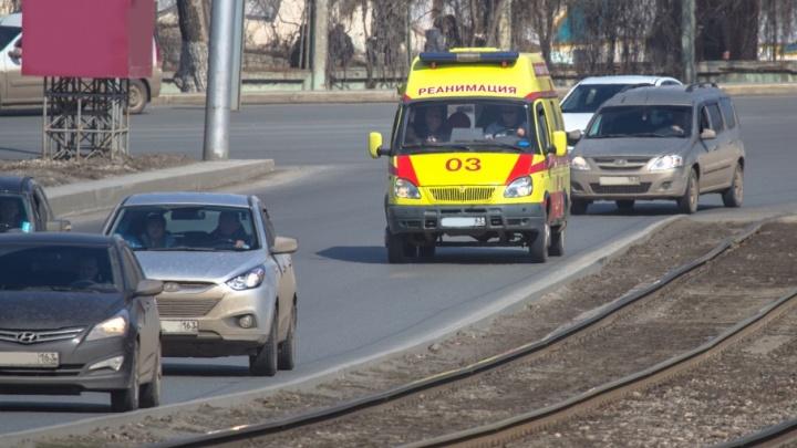 Спускался с шестого этажа по веревке: в Тольятти 75-летний мужчина разбился насмерть