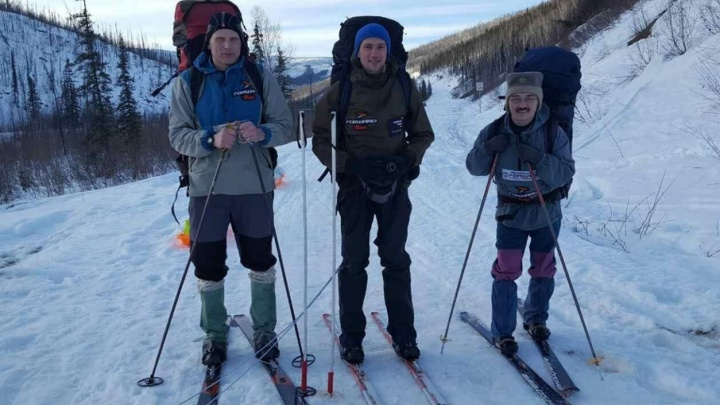 Прошли через пять перевалов: пермский путешественник Андрей Королев вернулся из Аляски
