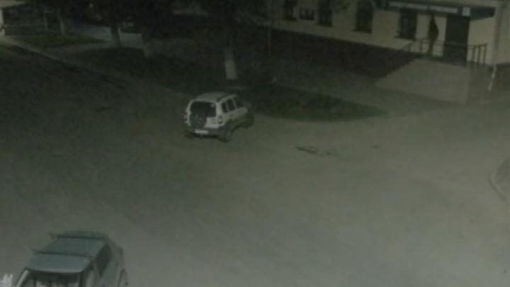 В Волгограде по видео ищут похитителей флагов с «Единой Россией»