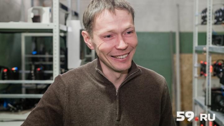 Владелец четырех криптозаводов в Перми: «Пока на майнинг есть спрос, он будет развиваться»
