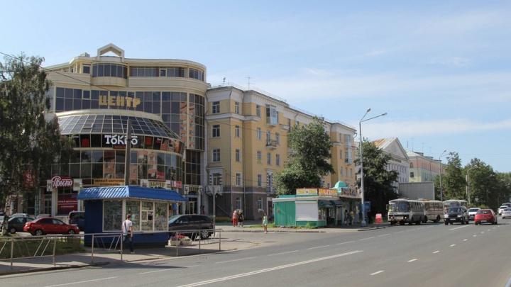 В Архангельске снизилась стоимость аренды торговых помещений