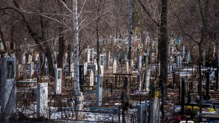 «По соседству с крестами растет капуста»: жители просят закрыть кладбище «Рубёжное»