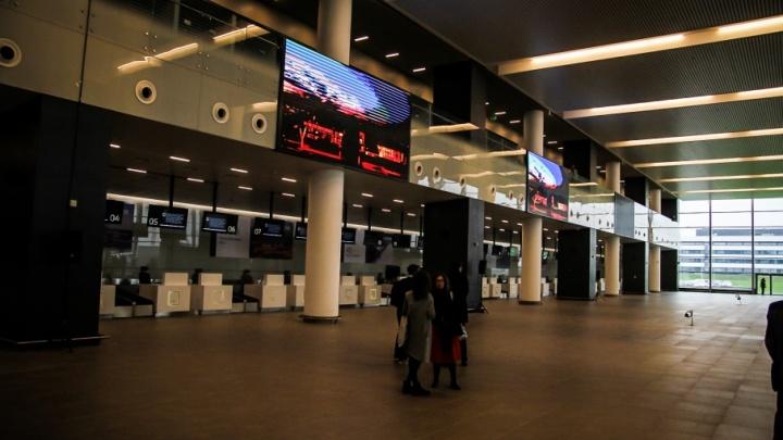 Ростовский аэропорт Платов признали лучшим инвестпроектом года на выставке гражданской авиации