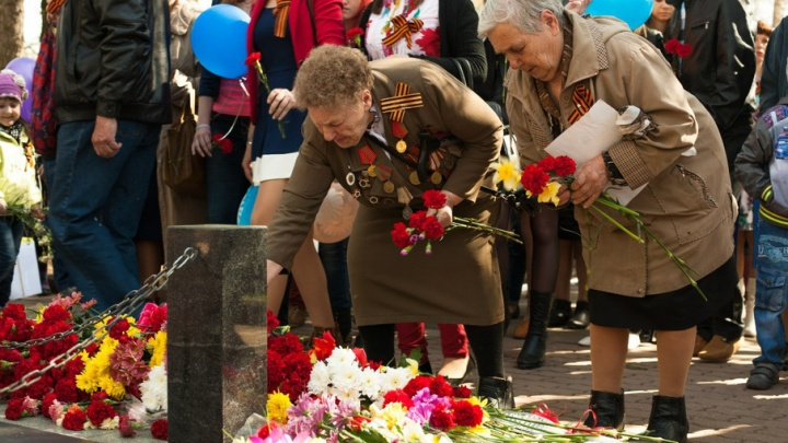 День Победы: полная программа праздника в Ярославле