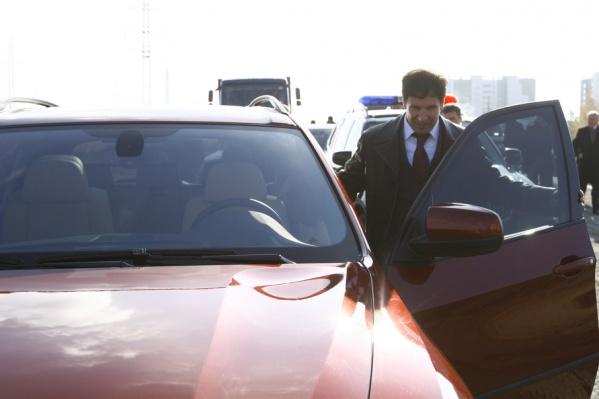 Следствие не нашло в собственности Юревича автомобилей