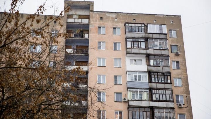 В Ярославской области женщина разбилась насмерть, выпав из окна
