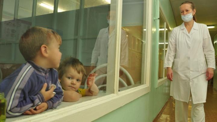 Игорь Орлов поручил подготовить проекты ремонта детских поликлиник Поморья