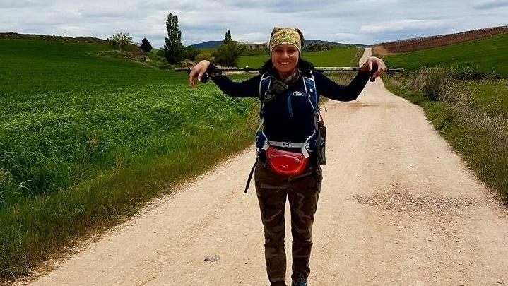 Тюменка с дочерью повторяют путь Сантьяго и идут 800 километров пешком по Испании