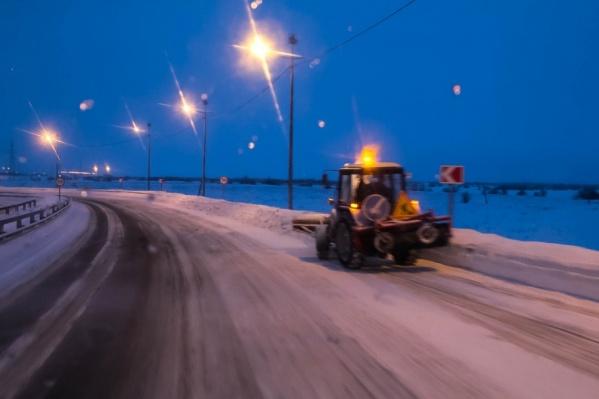 В этом году убирать улицы столицы Поморья будет ОАО «Плесецкое дорожное управление»