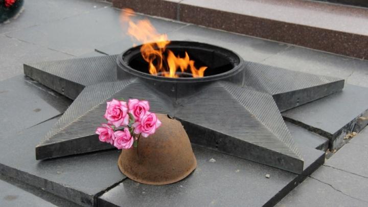 К приезду Путина в Волгограде помоют Вечный огонь