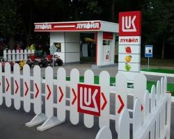 В парке Горького открылась «Мини-АЗС» для детей