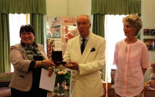 Князь-эмигрант дарил Ростовскому кремлю фальшивые картины