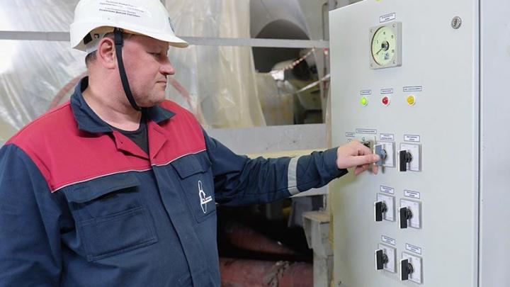 Ростовская АЭС готовится к пуску четвертого энергоблока: проверка турбины