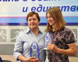 «Уралхим» наградил Марию Баклакову за участие в Олимпиаде