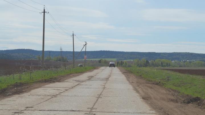 «Никакого развития нет»: жители деревень в Пермском районе пожаловались губернатору на плохую дорогу