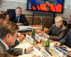 Заместитель председателя правительства РФ Дмитрий Рогозин посетил Прикамье