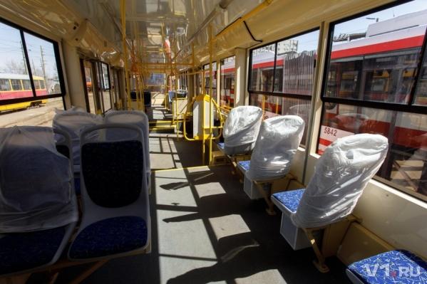 В МУП «Метроэлектротранс» пообещали в ближайшее время пустить трамваи