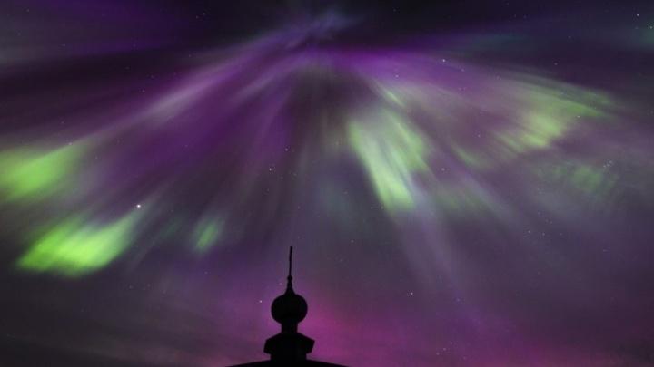 В середине недели жители Поморья смогут увидеть северное сияние