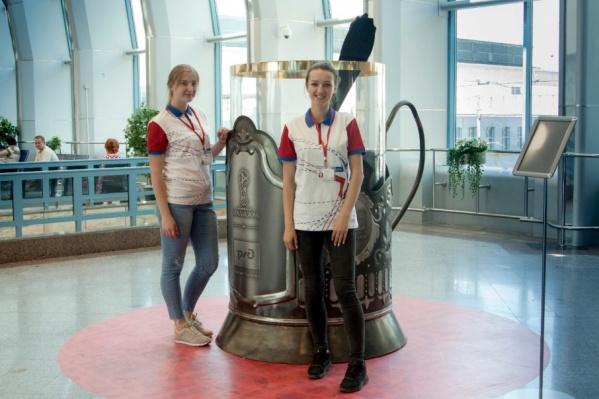 Новый объект для селфи в Ростове