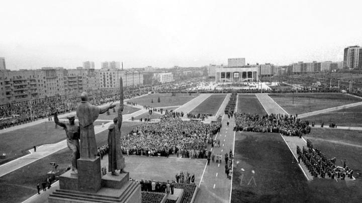 История праздника. Как в Перми отмечали День Победы