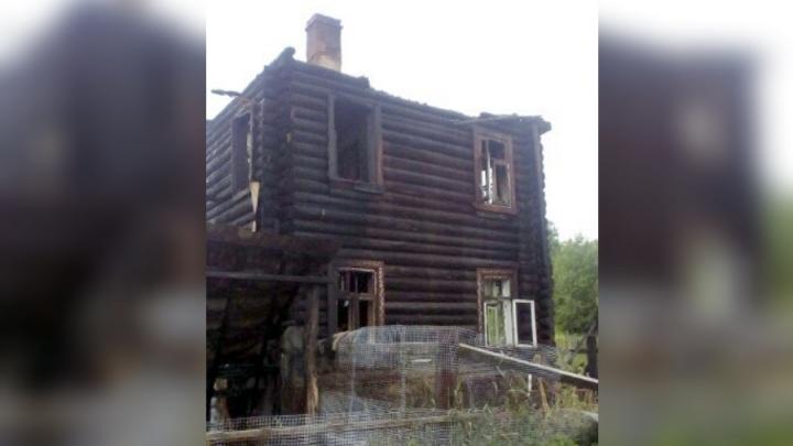 В Перми на пожаре в доме погибли две пенсионерки