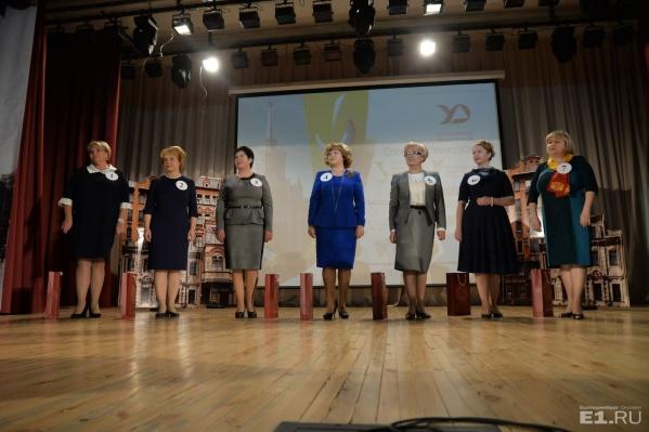 Некоторые участницы всероссийского конкурса сначала попробовали силыв городском этапе.