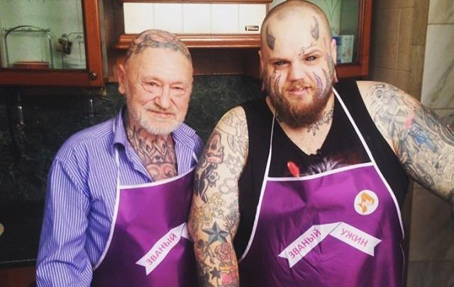 Житель Тольятти устроил дьявольские посиделки в передаче «Званый ужин» на Рен-ТВ