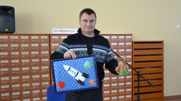 Космонавт Алексей Овчинин подарит Рыбинскому музею свистульку