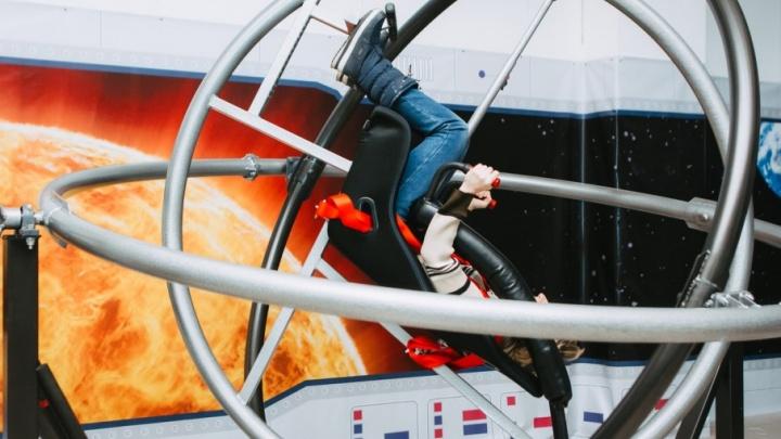 Попробовать космос на вкус: 5 причин заглянуть на выставку «Космодрайв»