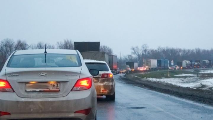 Мэрия Самары: сегодня в снегоуборочной технике на дорогах не было необходимости