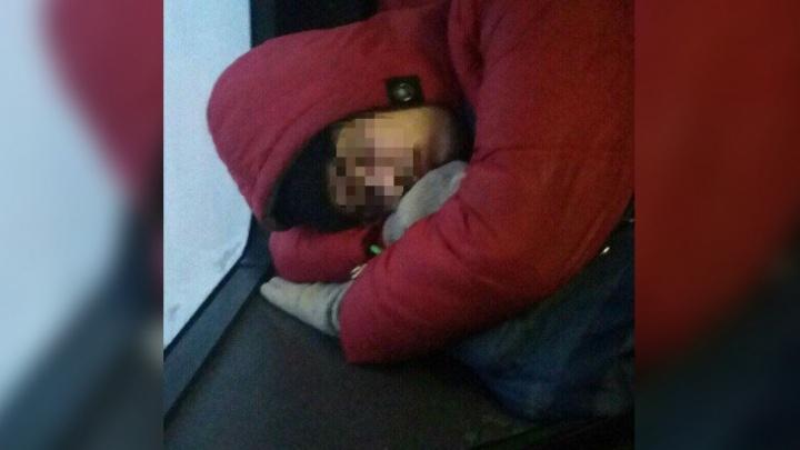 Пермяк, в котором горожане «опознали педофила», написал заявление в полицию