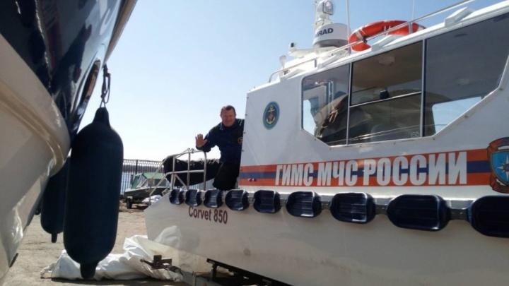 Три новых катера получил Волгоград для спасения на воде гостей чемпионата