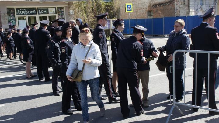 В Самарской области охранять порядок 9 Мая будут шесть тысяч полицейских