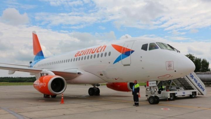 В Ростове открылся новый утренний авиарейс до Санкт-Петербурга