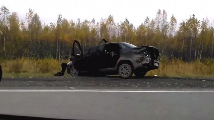 Дорога смерти: в очередной аварии на трассе Пермь–Краснокамск погиб человек