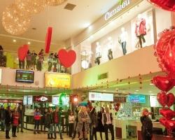 В ТРК «Европа Сити Молл» прошли Дни Sale