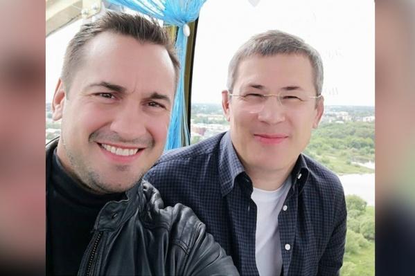 Мэру Красногорска повезло с гидом — Ярославль ему показал известный дзюдоист Дмитрий Носов