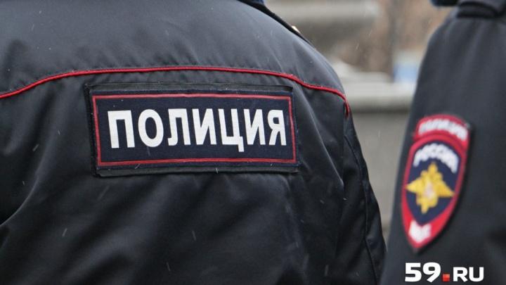 В Перми 32-летнего мужчину задержали за ограбление восьмилетнего мальчика