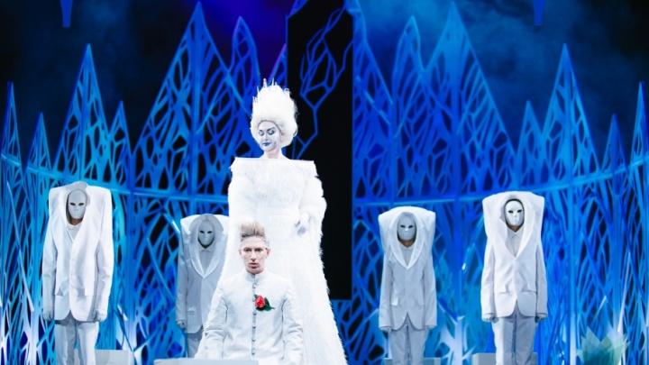 На чьей стороне вы: в тюменском драмтеатре презентовали новый мюзикл «Снежная королева»