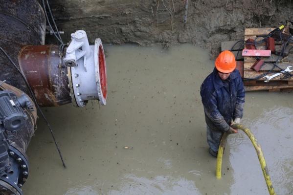 Новые счетчики не позволят утекать из водопровода неучтенной воде