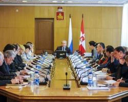 Виктор Басаргин обсудил с муниципалитетами демографию
