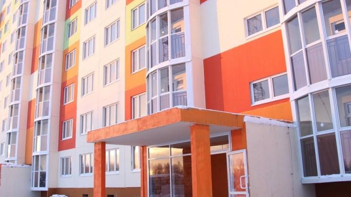 Социальный дом на Московском проспекте заселят после новогодних праздников